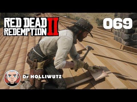 Red Dead Redemption 2 gameplay german #069 - Der Werkzeugkasten [XB1X] | Let's Play RDR 2
