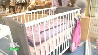 La Maison France 5 - Aménagement chambre bébé - Berceaumagique.com