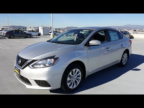 2016 Nissan Sentra Sv >> 2016 Nissan Sentra SV w/ Style Package - YouTube