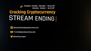 Breaking Bitcoin - Insert Catchy Title Here - Live Cryptocurrency Technical Analysis