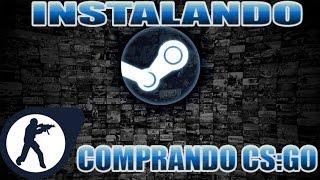 TUTORIAL - Como baixar (Steam) & Comprar (CS:GO)