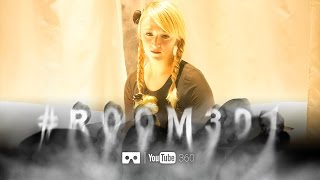 HAUNTED HALLOWEEN HORROR STORY | 360 | Meghan McCarthy #Room301