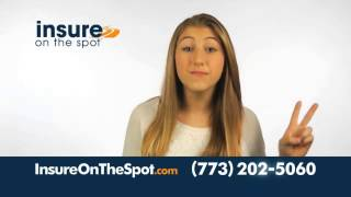 Chicago Auto Insurance | Insure On The Spot | (773) 202-5060