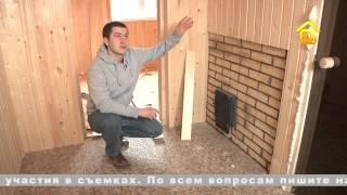 Каркасная баня за три недели // FORUMHOUSE(Очень часто, начинающие дачники к которым относится и форумчанин Максим Луценко первой строят на участке..., 2013-05-31T05:22:09.000Z)