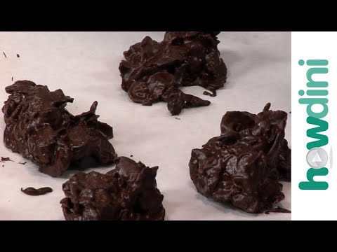 How To Make Chocolate Covered Corn Flakes
