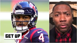 The Texans are wrong for lying to Deshaun Watson - Ryan Clark | Get Up