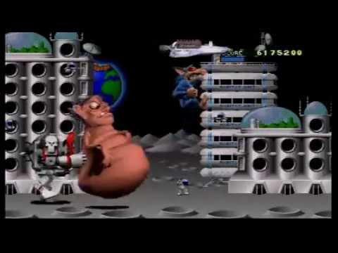 Rampage World Tour - Arcade Playthrough videominecraft ru