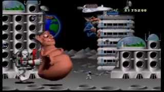 Rampage World Tour playthrough Part 9 {Final Stages and Credits}