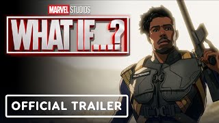 Marvel Studios' What If…? - Official Teaser Trailer (2021) Jeffrey Wright, Hayley Atwell
