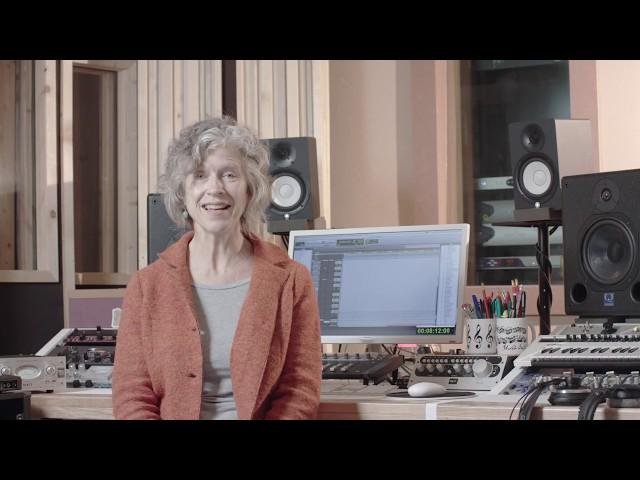 Marti Jane Robertson & janeStudio  Corso di registrazione   2018/2019