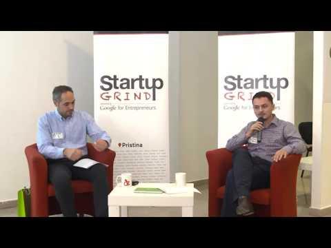 Startup Grind Pristina Event 1 presented Ridvan Aliu (EDUonGo, Inc)