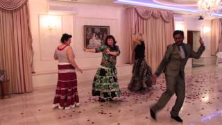 Танец жениха из индии-Банкетный ресторан Арт Холл