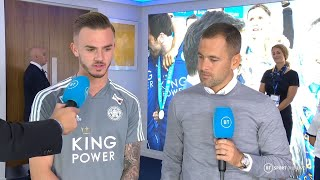 James Maddison on taking Joe Cole's place at Coventry and playing for England | Early Kick Off