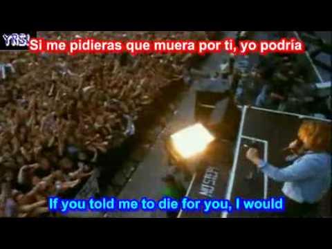 Always Bon Jovi ( SUBTITULADA INGLES ESPAÑOL )