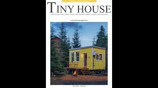 Tiny House Magazine Issue 62