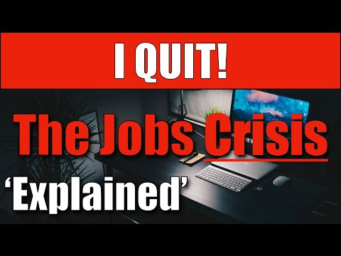 A Jobs Crisis Is About To EXPLODE!