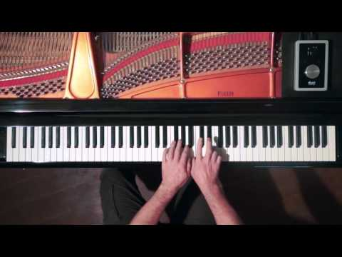 Scarlatti Sonata in B minor K.27 at 3 Tempos - FAST, MODERATE & SLOW