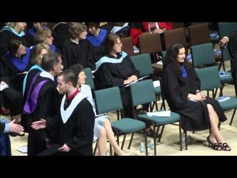 2013 Waterfront Campus Convocation – June 18, 2013 | 9 AM