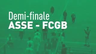 ASSE 🆚️ BORDEAUX (1-0) LE MATCH DE GAMBARDELLA