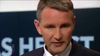 Björn Höcke (AfD) über Heimat, Kultur und Massenmigration - FAKT IST! vom 16.04.2018