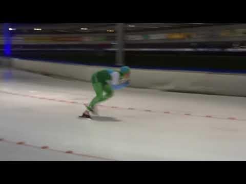 Bo van der Werff (500m Holland Cup2-Alkmaar)