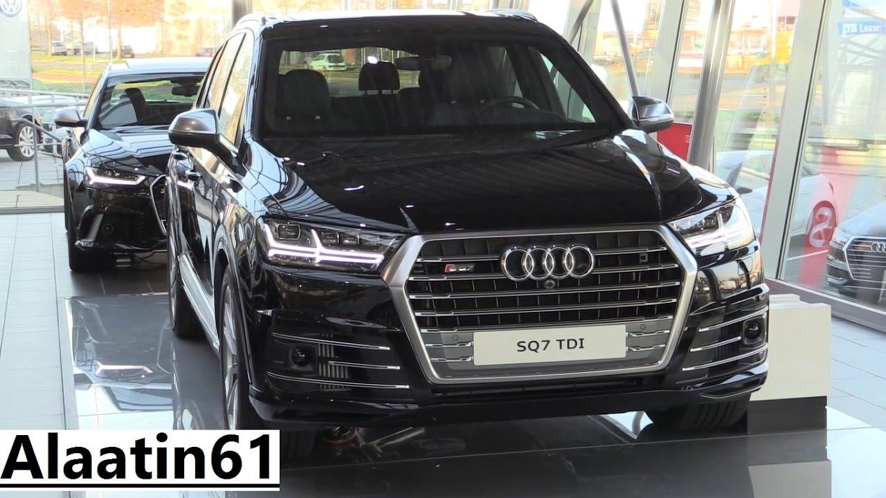 Audi audi sq7 tdi : Audi SQ7 TDI 2017 Exhaust Sound, In Depth Review Interior Exterior ...