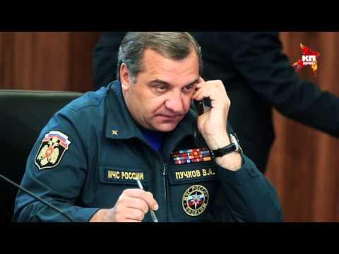 Владимир Пучков: Наши спасатели все еще работают в Египте