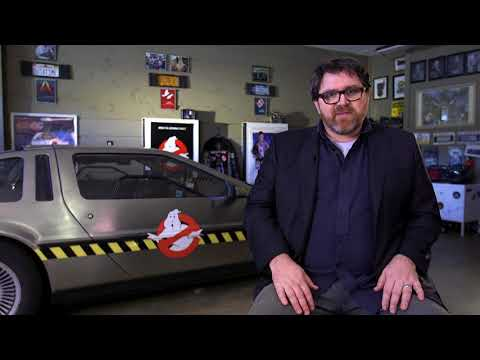 Ernie Cline on BACK TO THE FUTURE