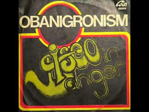 Obanigronism - Disco In Danger (Anders Norås Edit)