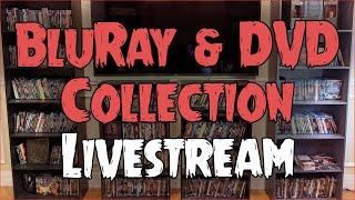 BluRay & DVD Collection Livestream