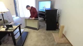 Ikea Malm 4 Dresser Assembly