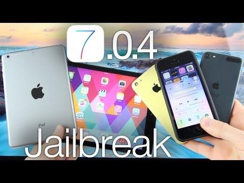 Jailbreak 7.0.4 New Untethered Details, iOS 7 Update iPad Air, iPhone 5C & 5S