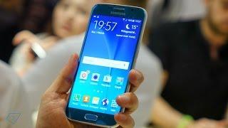 ▶ Samsung Galaxy S6 - Erster Eindruck (Deutsch)