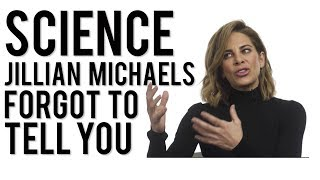 Jillian Michaels Slams Keto (botches these facts)