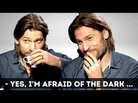"Nikolaj Coster-Waldau - Danish interview - ""Ja, jeg er mørkredd""  (Yes, I am afraid of the dark)"