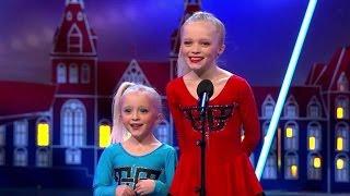 Dansende Mieke houdt de jury voor de gek  - HOLLAND'S GOT TALENT
