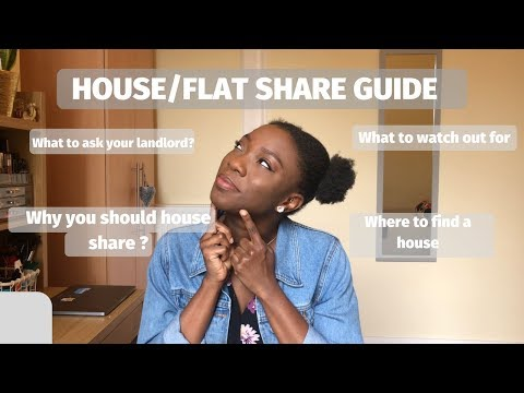 House Share Guide | Living in London | Nigerian in London