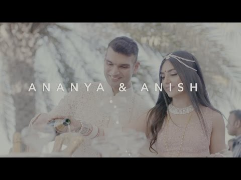 Ananya & Anish | Destination Wedding in Muscat