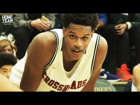 Shareef O'Neal FIRST Game of Senior Season Highlights!