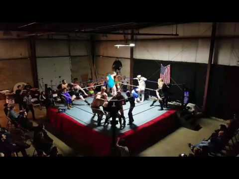 An Afternoon At Old Time Wrestling Club Williamstown, NJ!!!!