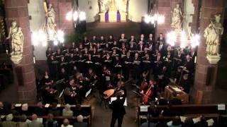"""J.S.Bach Markus Passion BWV 247, 23 Choral """"Ich will hier bei dir stehen"""""""