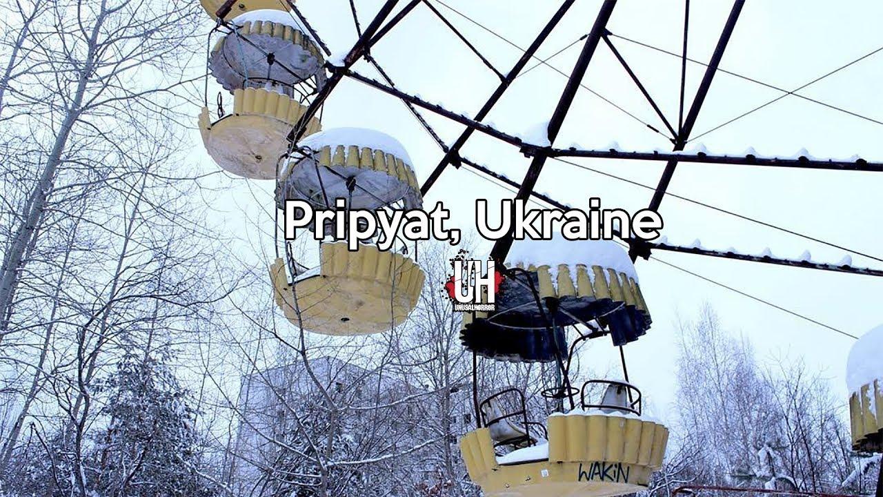 Actual Life Horror Pripyat, Ukraine