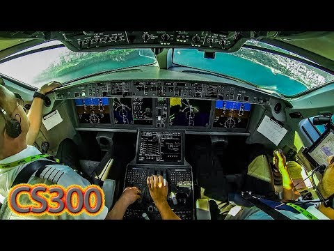 Piloting the new C-Series into Antalya