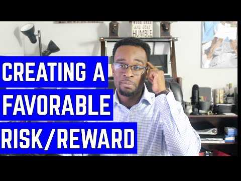 FOREX TRADING: Creating A Favorable Risk/Reward Ratio