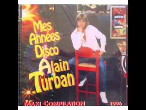 ALAIN TURBAN -  SANTA MONICA REMIX CLUB MAXI