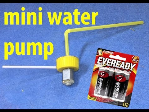 how to make water pump video download