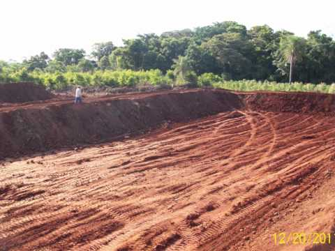 Tanque para cria de cachama doovi for Lagunas para cachamas