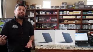 Microsoft Surface Laptop i7 256gb ssd 8GB ram Win 10 Pro Impress Computers Katy TX
