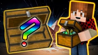 Minecraft: Sky Pyramids - LUCKY LOOT WARS! Epic Mini-Game!