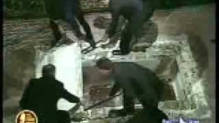 Exumação corpo São Pio de Pietrelcina